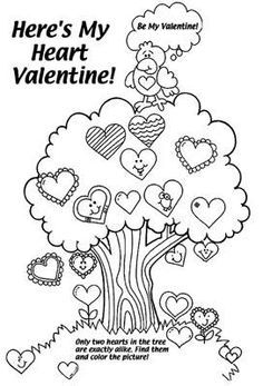 Valentine 39 S Coloring Pages On Pinterest Valentine Coloring Pages Valentines Day Coloring Page Valentine Coloring