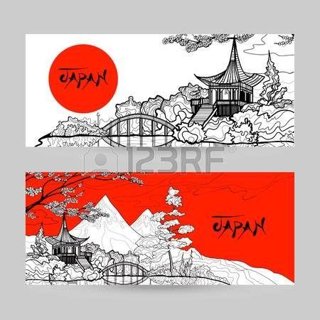 Risultati immagini per immagini SFONDI giapponesi DISEGNATI