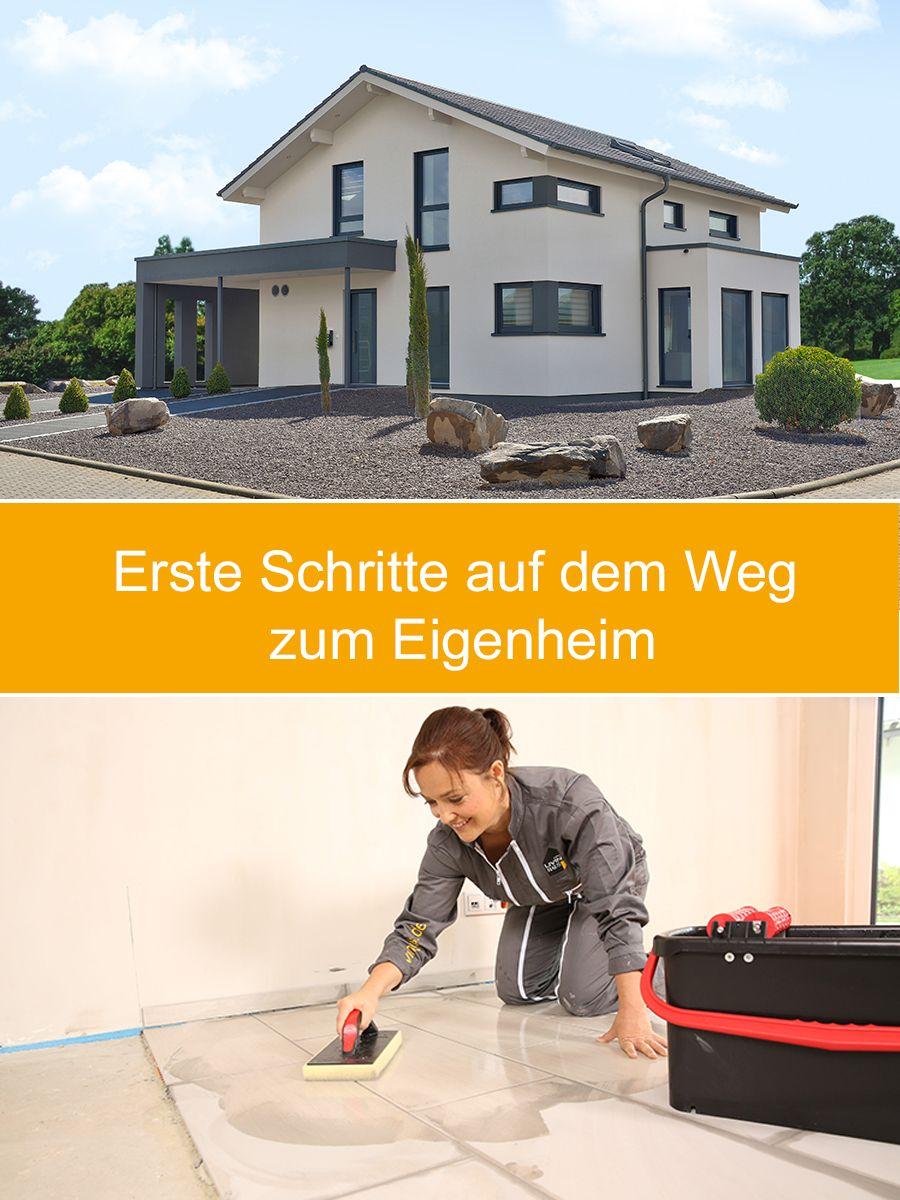 Erste Schritte auf dem Weg zum Eigenheim Haus  Bau Dein Haus  Home