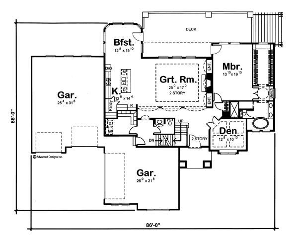 Mediterranean Traditional Home With 5 Bedrooms 3749 Sq Ft Floor Plan 100 1178 Open Concept House Plans Tuscan House Plans House Plans
