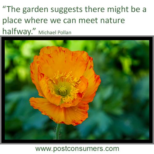 #QuoteoftheDay: Meet #nature halfway