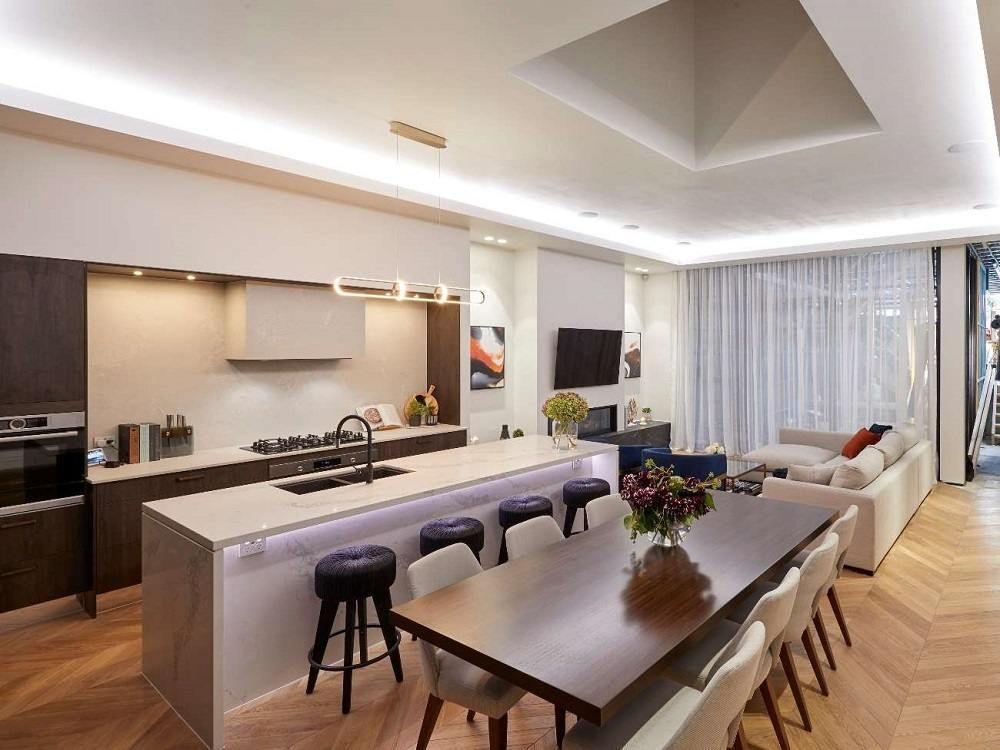 Décoration salon moderne + salle à manger : idées et photos   Décoration salon moderne ...