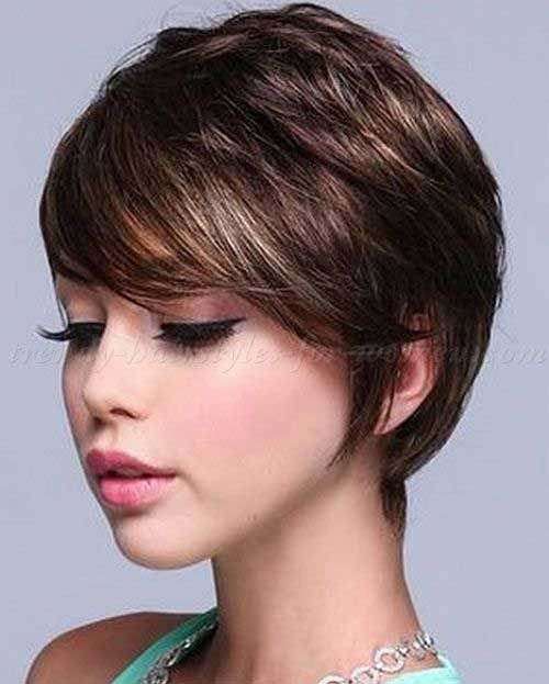 Short Hairstyles 2017 Easy Prom Pixie Haircuts