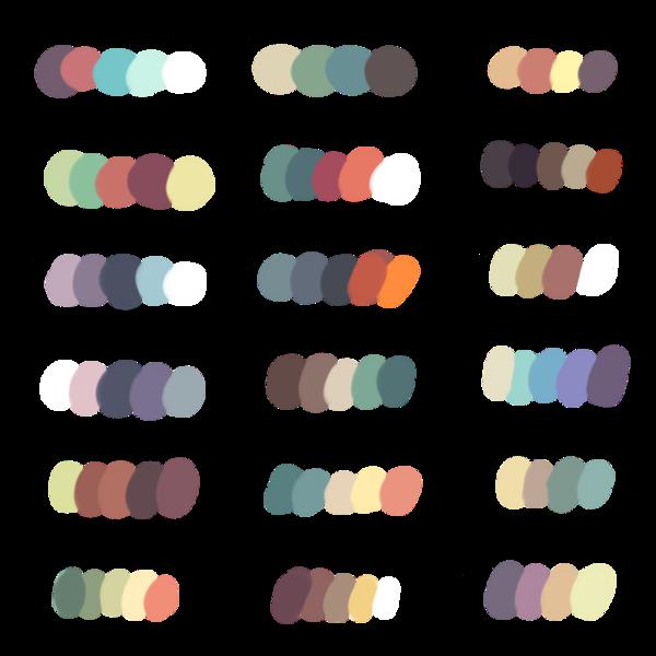 Freetouse Colour Palette By Dexikon On Deviantart