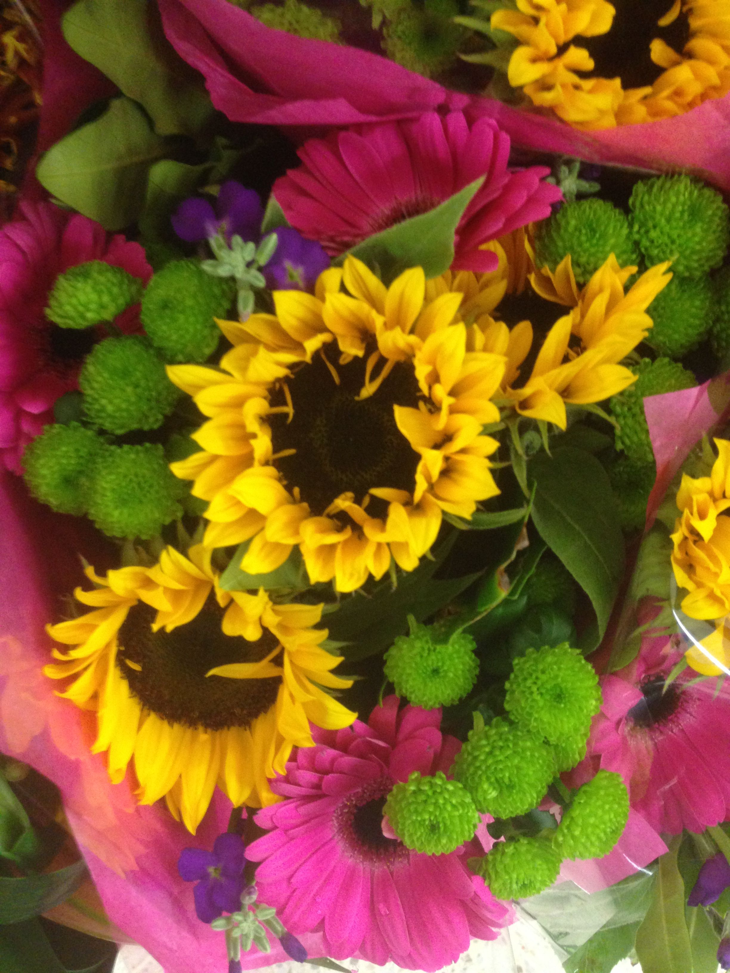 Treidforfree Tesco Fresh Cut Flowers Wonderful Flower For My Wife