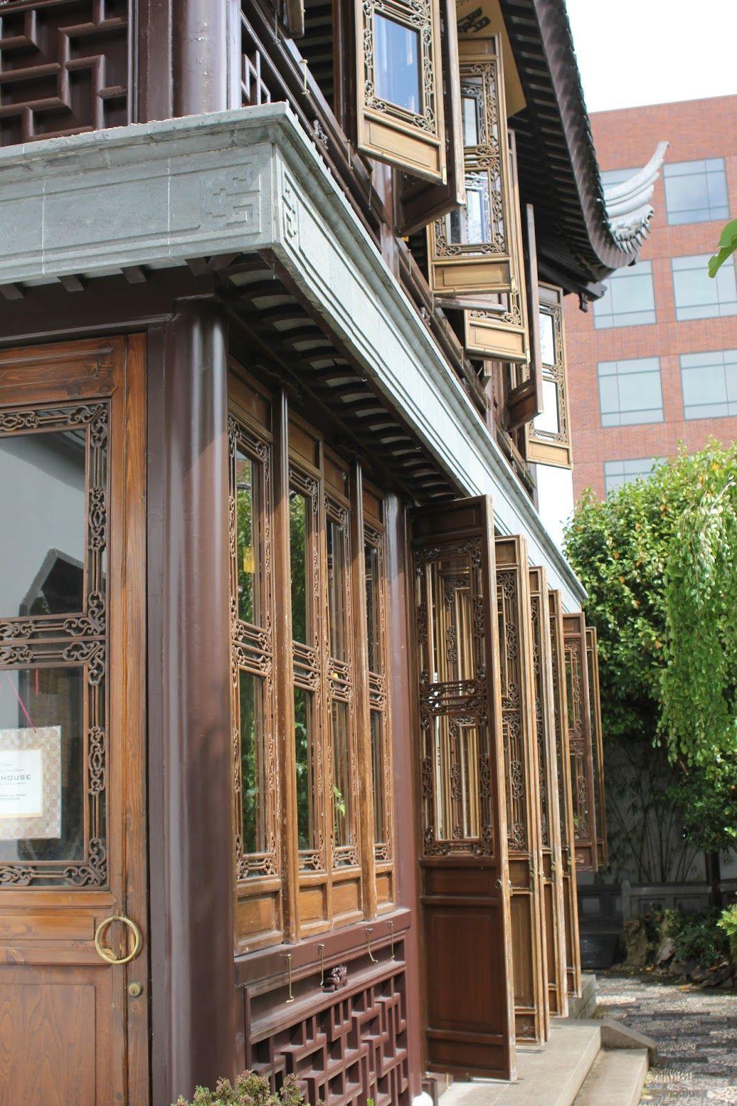 Travel   Lan Su Chinese Garden-Portland, Oregon   Feast Fashion ...