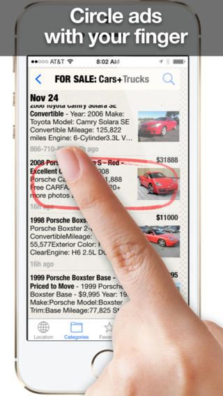 Top Free iPhone App #191: Daily for Craigslist - Personals