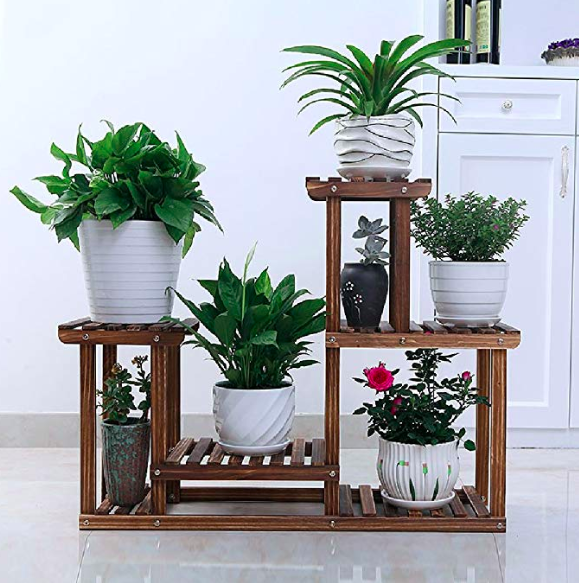 Multi Plant Stand Show Off All Your Plants On The Plant Stand