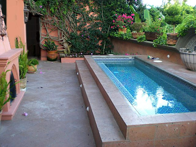 Small Pool For A Small Backyard New Home Ideas