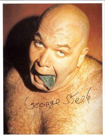 George The Animal Steele George The Animal Steele Wrestling