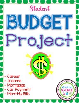 Budget Project Template  Rubric  Rubrics Budgeting And Template
