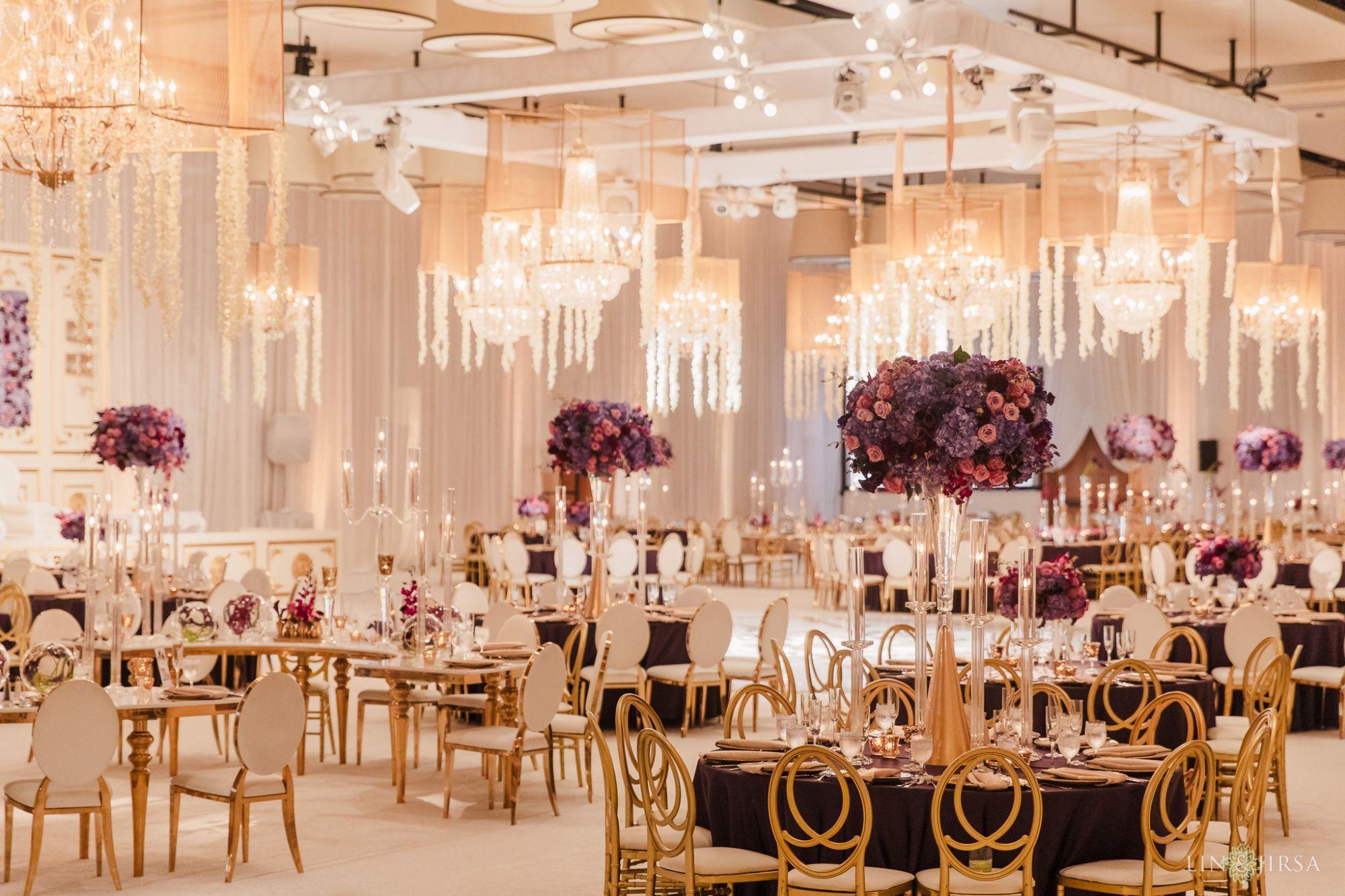 Radhika & Lalit Reception Preview Wedding decorations