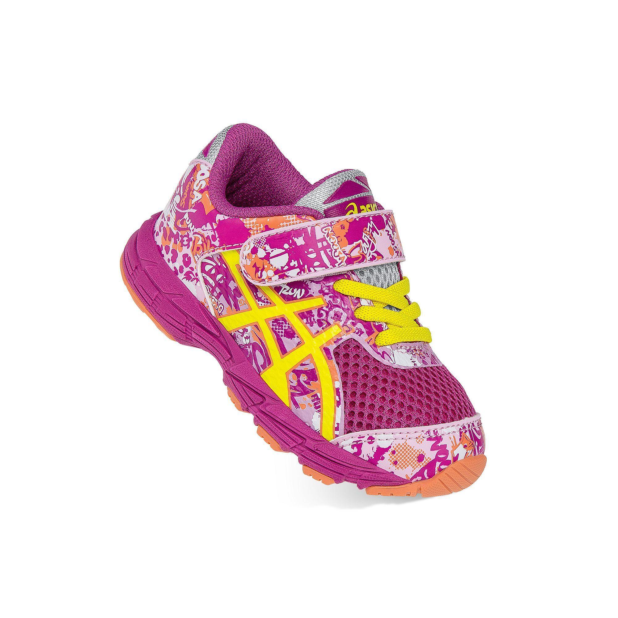 huge discount e75cb 2a4c5 ASICS GEL-Noosa Tri 11 Toddler Girls' Running Shoes ...