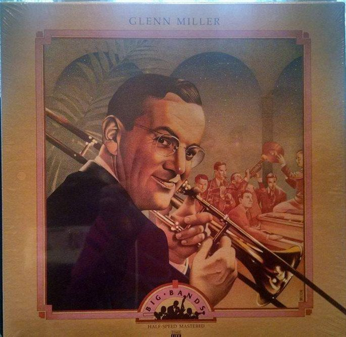 Glenn Miller, Factory-Sealed Double LP Time Life Box Set - Free Shipping! by BuffaloPopUp on Etsy