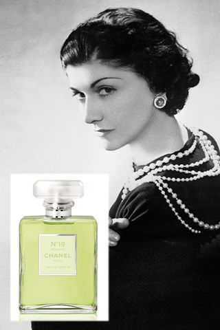 Chanel N19 Poudré Duft Mit Grüner Seele Chanel Coco Chanel