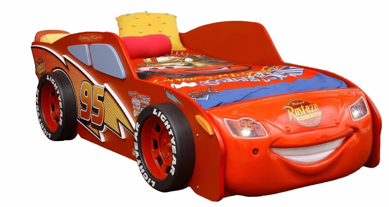 Specifications General Lightning McQueen Made In EU ...