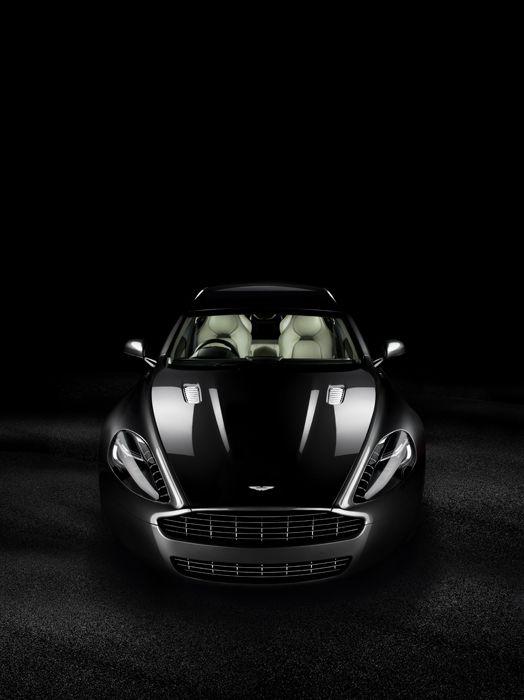 Aston Martin Rapide by Tim Wallace, via Behance