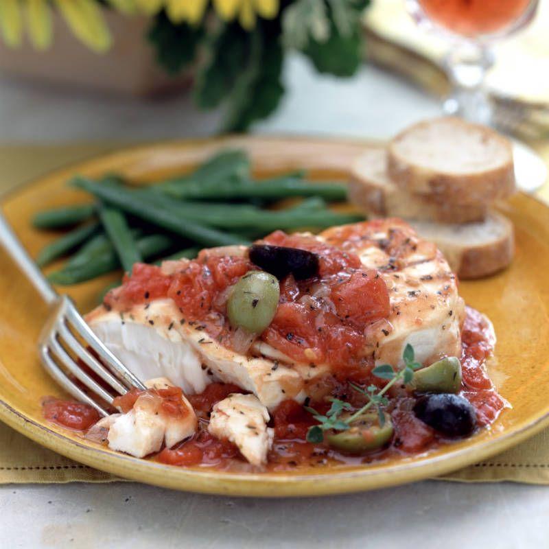 Mediterranean Fish Fillets Recipe Fish Fillet Recipe Fish Recipes Baked Seafood Recipes