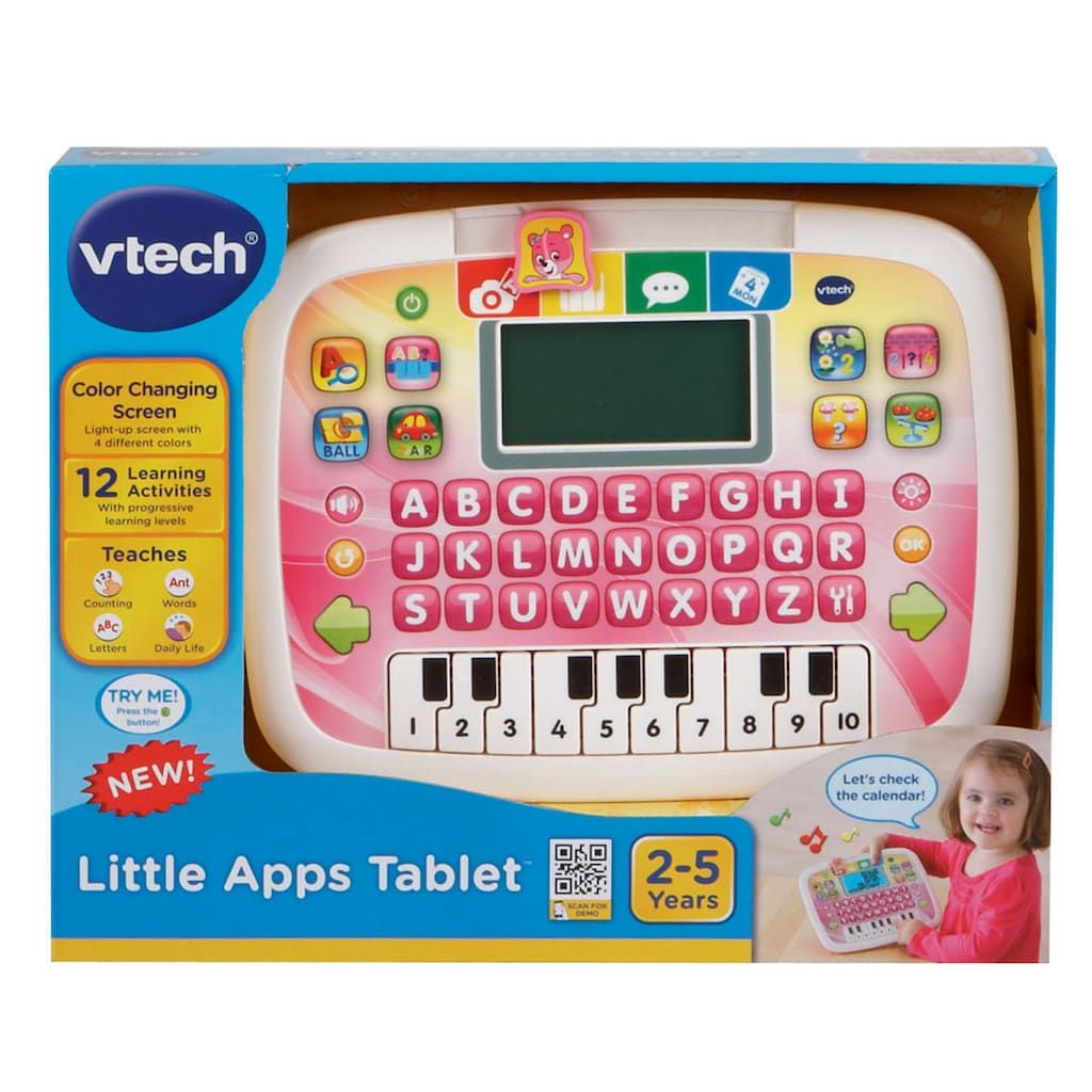VTech Little Apps Tablet - Pink | Tablet