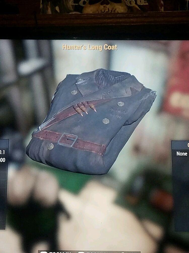 Fallout 76 Rare Outfits