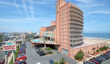The Oceanfront Grand Hotel Spa In Ocean City Md Has Amenities To Suit The Needs Of All Travel Ocean City Maryland Hotels Maryland Hotels Ocean City Maryland