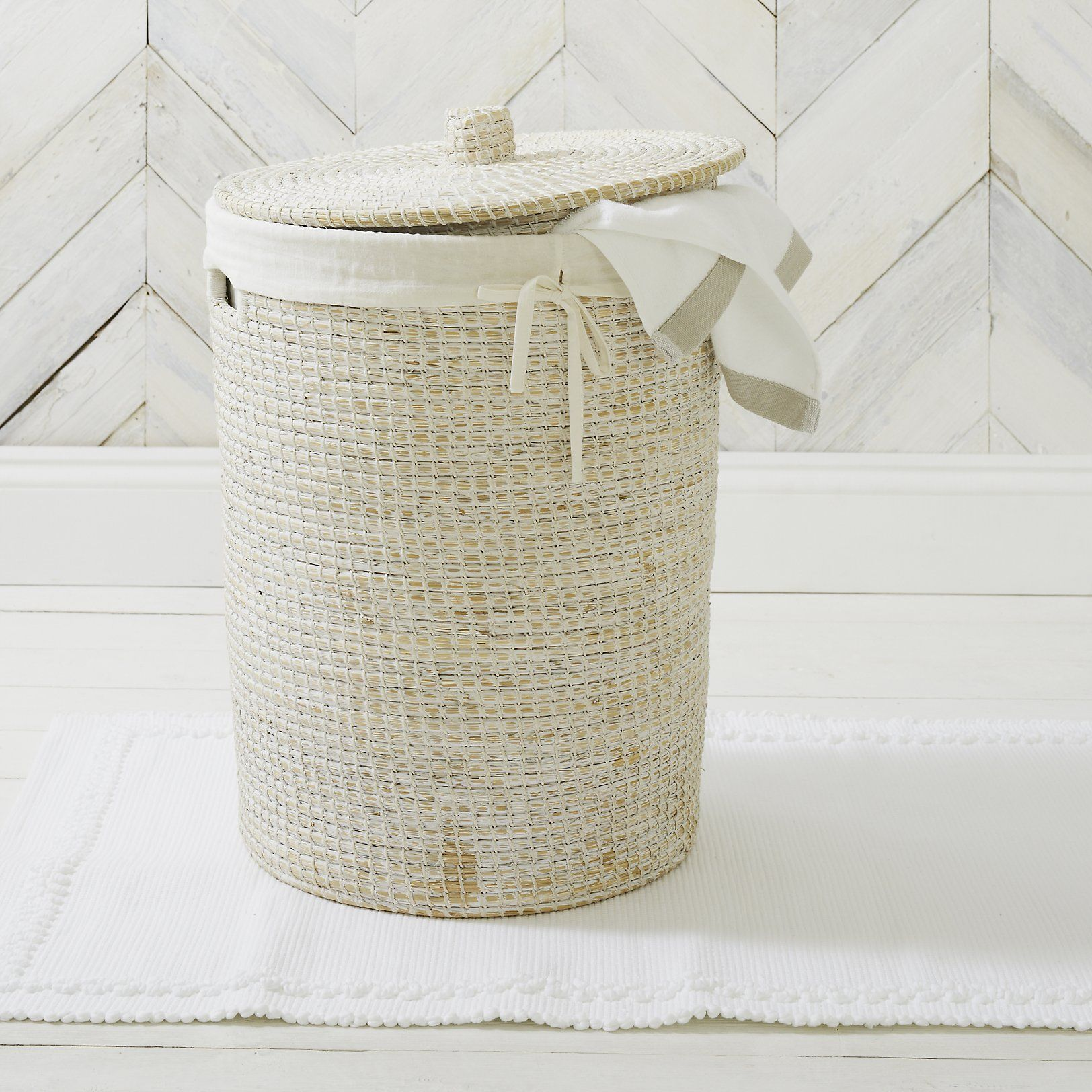 Seagrass Laundry Basket | Laundry & Storage | Home & Bath | The ...