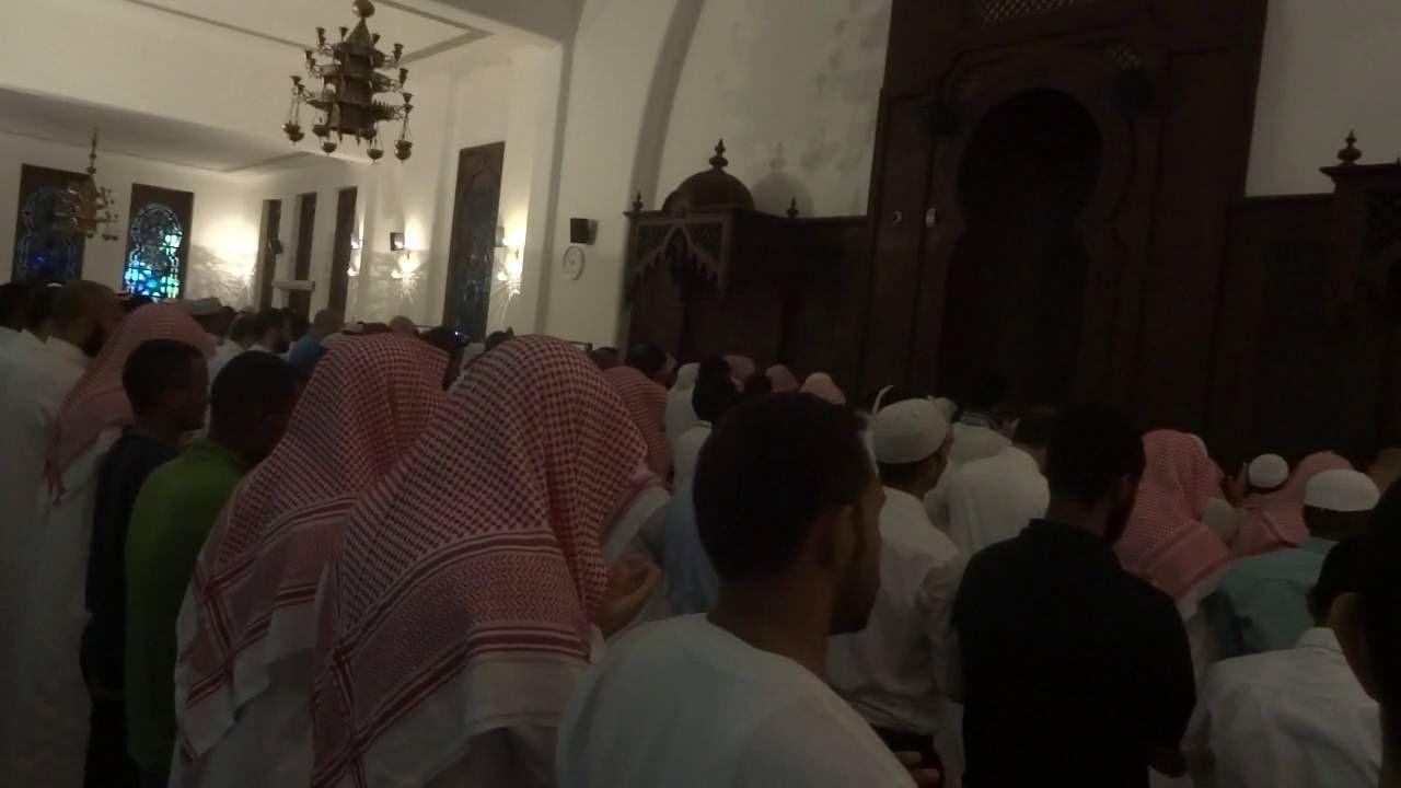 دعاء قنوت صلاة التراويح للشيخ خالد الجليل الليلة العاشرة من ليالي شهر رمضان المبارك 1437هـ