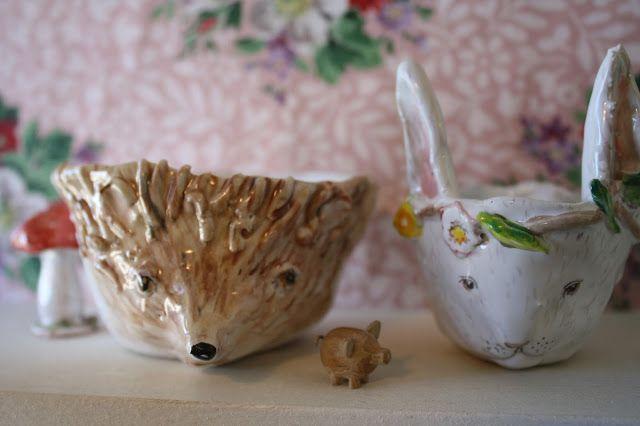 Julie Whitmore Pottery: story bracelets