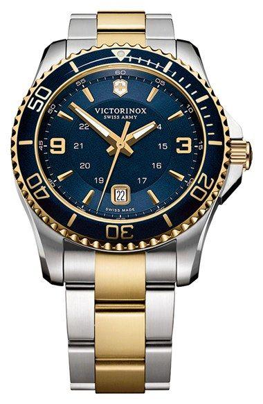 Victorinox Swiss Army®  Maverick GS  Two Tone Watch 60c2cc5b5cda