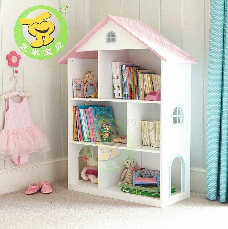 poppenhuis boekenkast