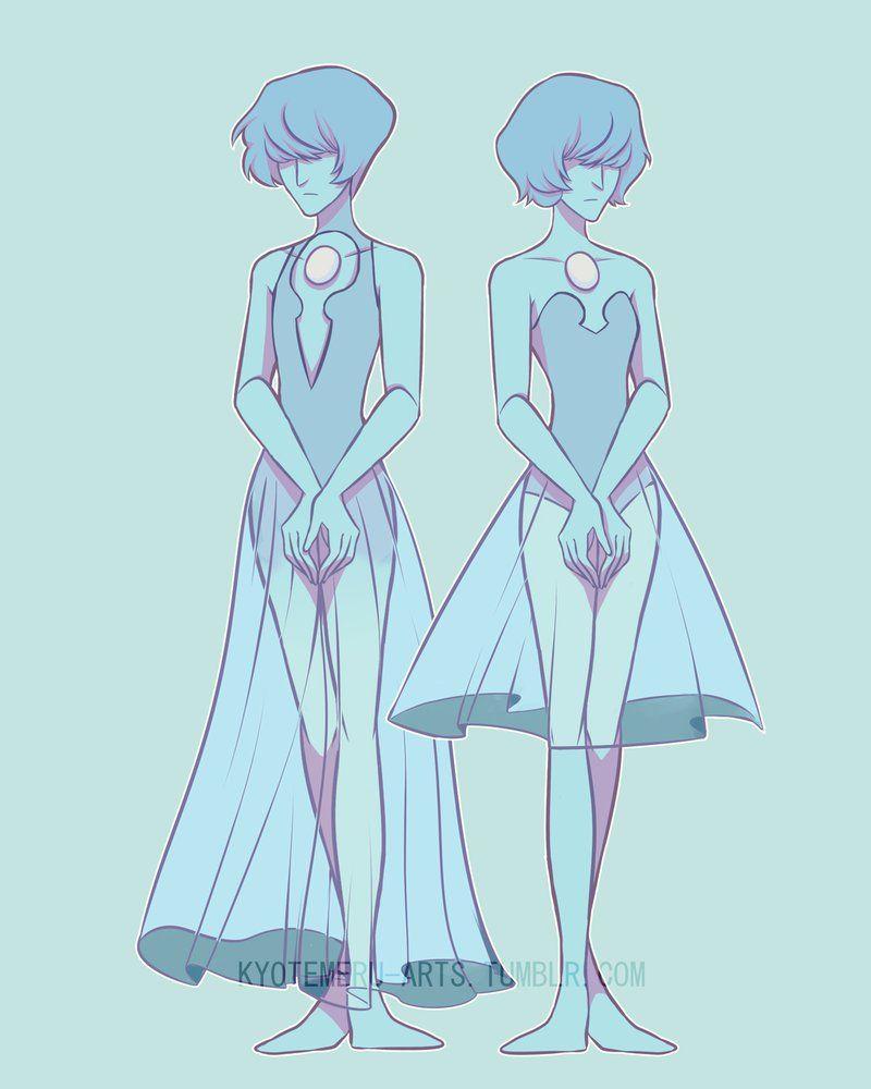 Genderbent! Blue Pearl