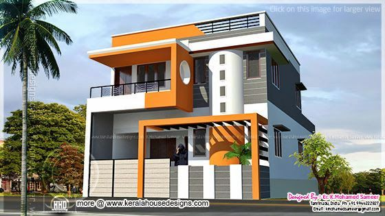 737c64eaa5358a22f3da9b584c285559 - 25+ Small House 2Nd Floor House Front Cement Mural Designs For Elevation Gif