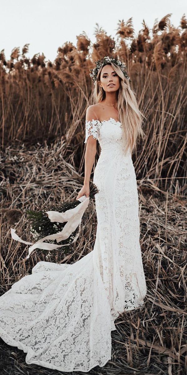 Lace Bridal Gowns Of Your Dream