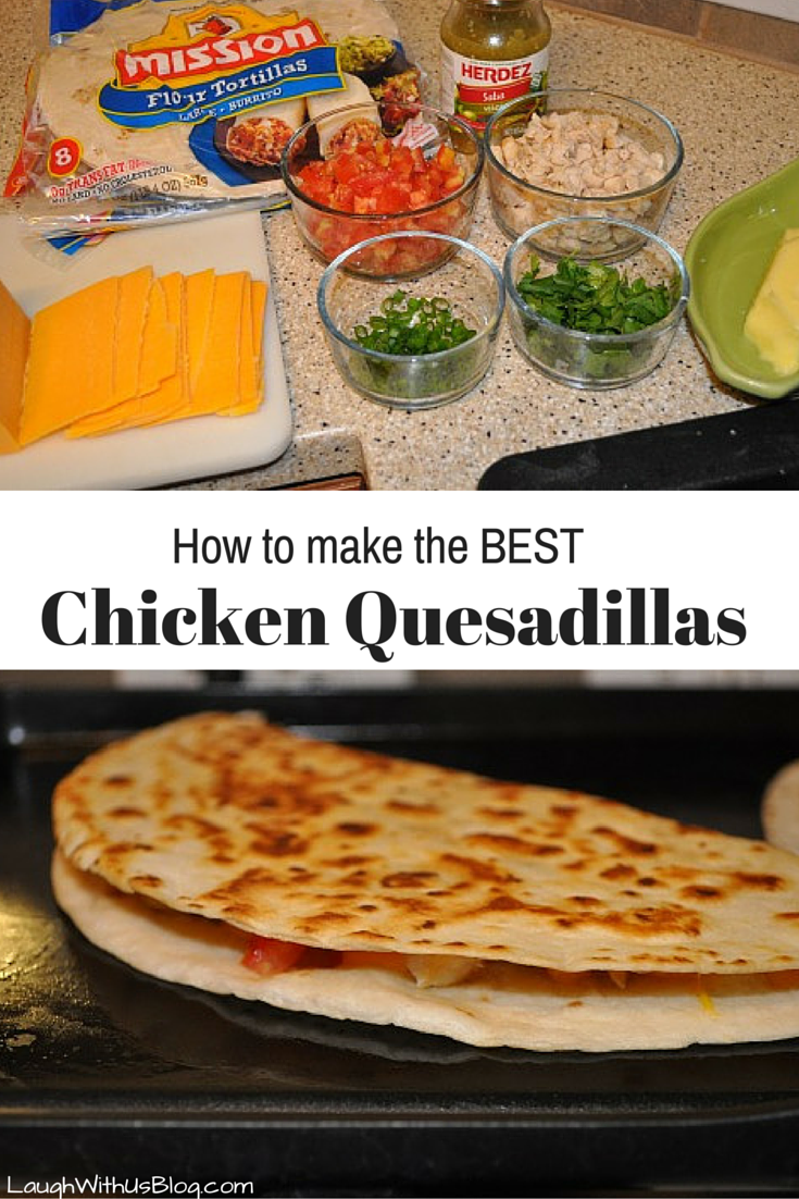 Best Easy Chicken Quesadillas Recipe Chicken Quesadilla