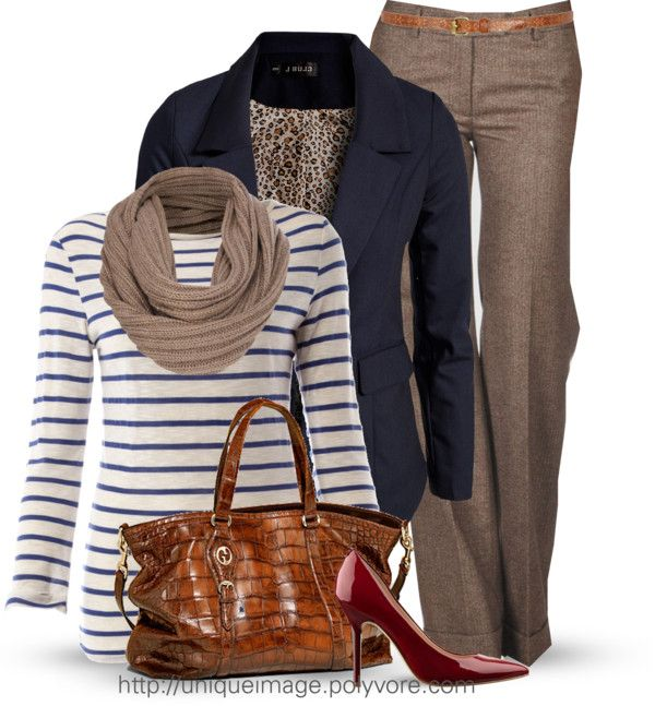 10cf51703bb1 Simple Style for a Gorgeous Look : 31 Casual Work Outfits Polyvore Ideas -  Be Modish - Be Modish