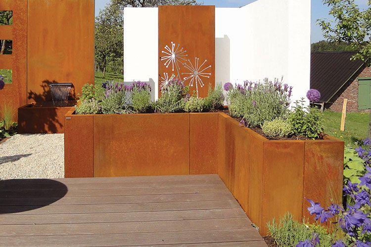 Contura Modulsystem Garten Hochbeet Garten Garten Gestalten