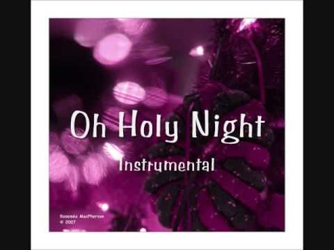 Oh Holy Night - played on the Harp. O Holy Night! The stars are brightly shining, It is the ...