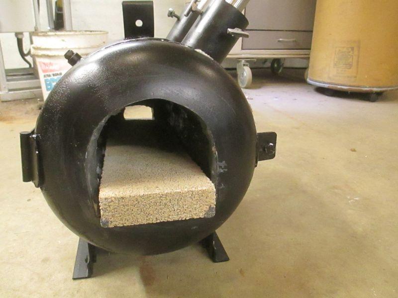 Gas Build 5 Intial Burn Gas Metal working