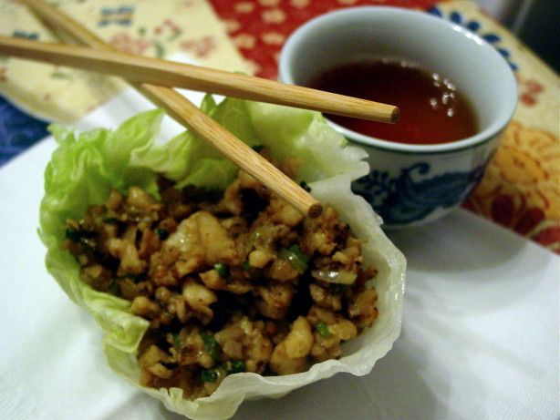 Martin yans lettuce cups recipe savoury dishes chinese i had always wanted to duplicate this refreshing and savory dish sometimes found in chinese restaurants forumfinder Choice Image