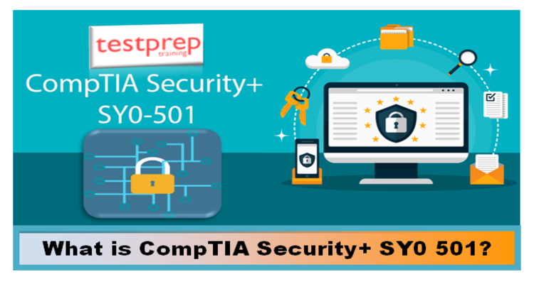 What Is Comptia Security Sy0 501 Cyber Security Cybersecurity Training Security