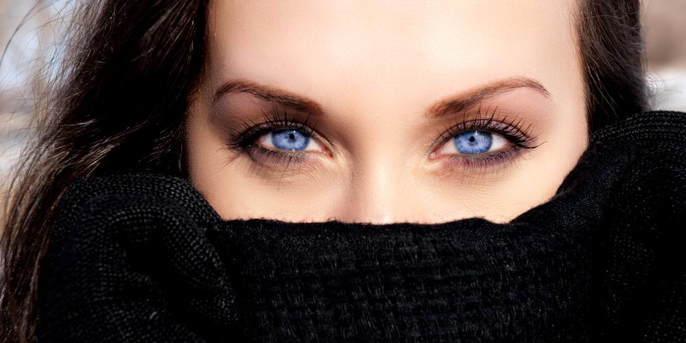 Der überraschende Grund, warum Menschen blaue Augen haben