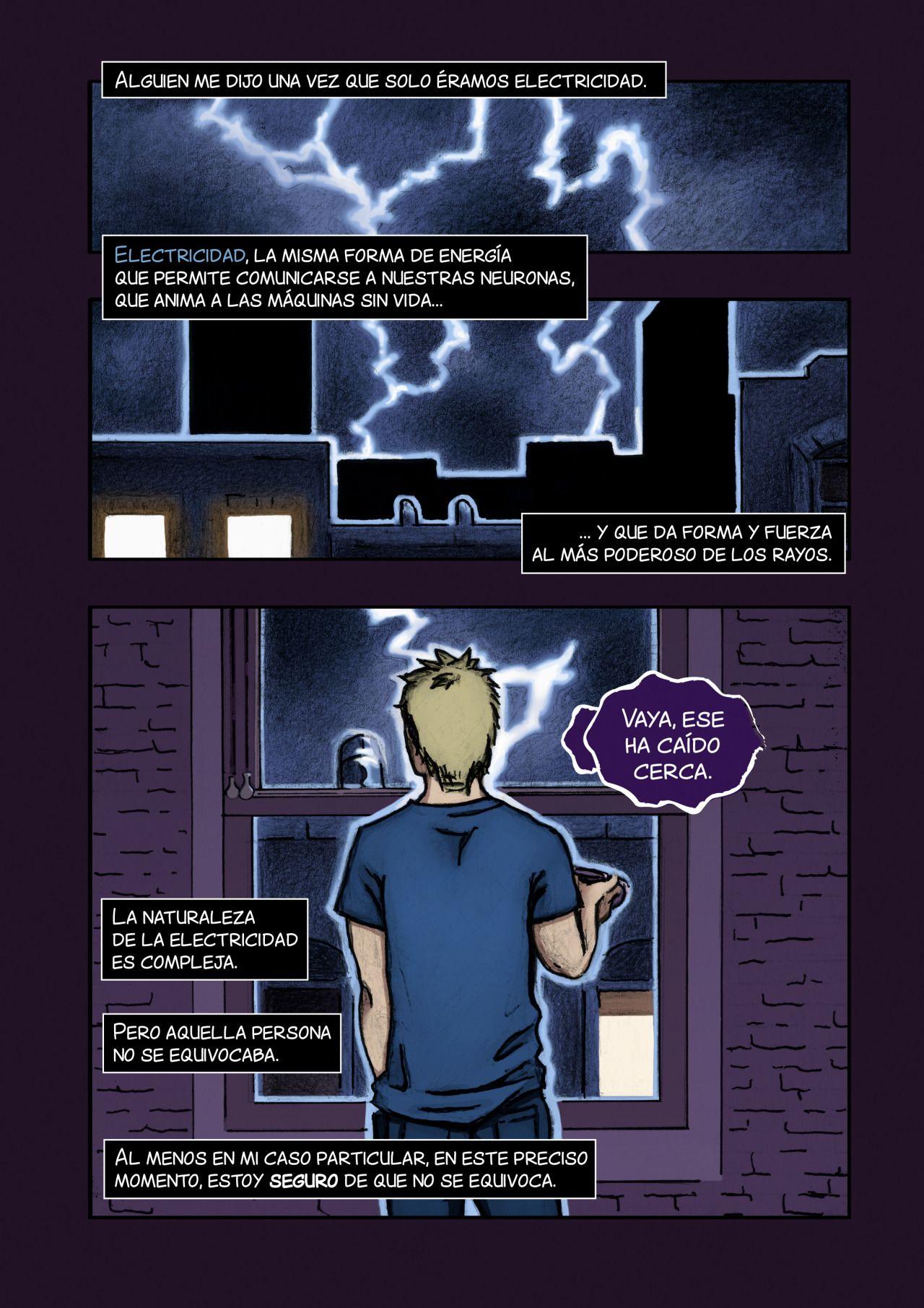 La pálida tormenta - Pág 1