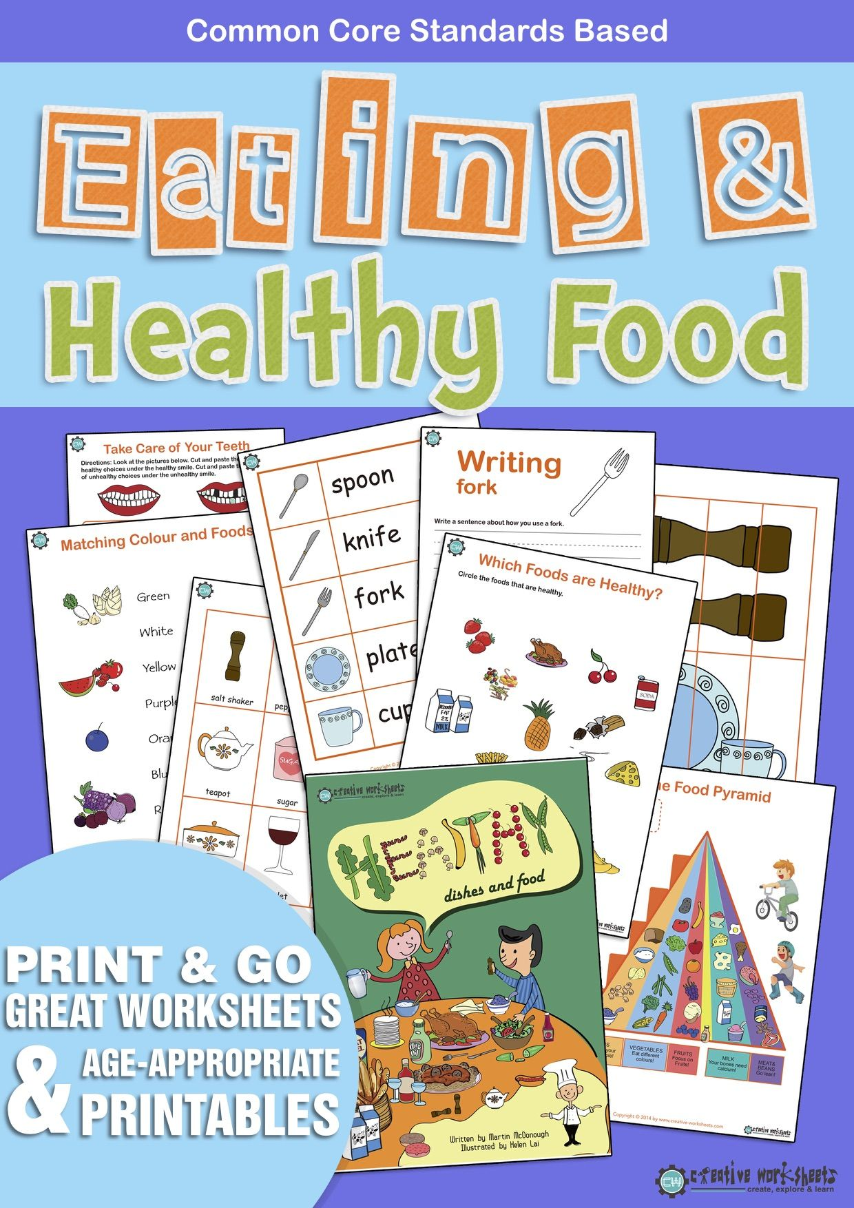 Theme Based Learning Eating At Home