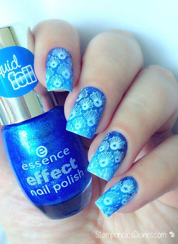 Essence Nail Art Stamp Polish To Bend Light