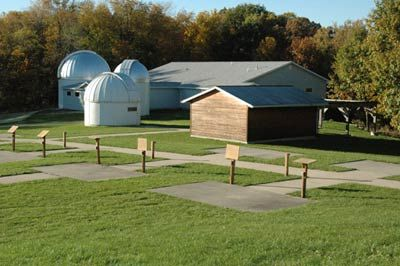 The Eastern Iowa Observatory And Learning Center At The Palisades Dows Observatory Outdoor Furniture Sets Outdoor Decor Summer Fun