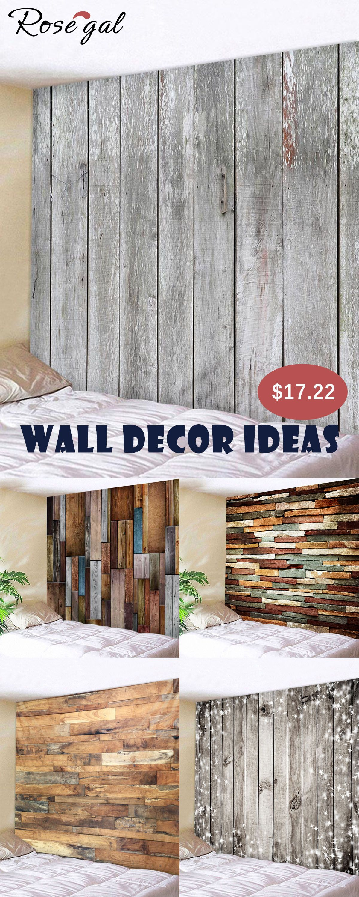 Free Shipping Over 45 Up To 75 Off Roseagl Home Decor Wood Wall