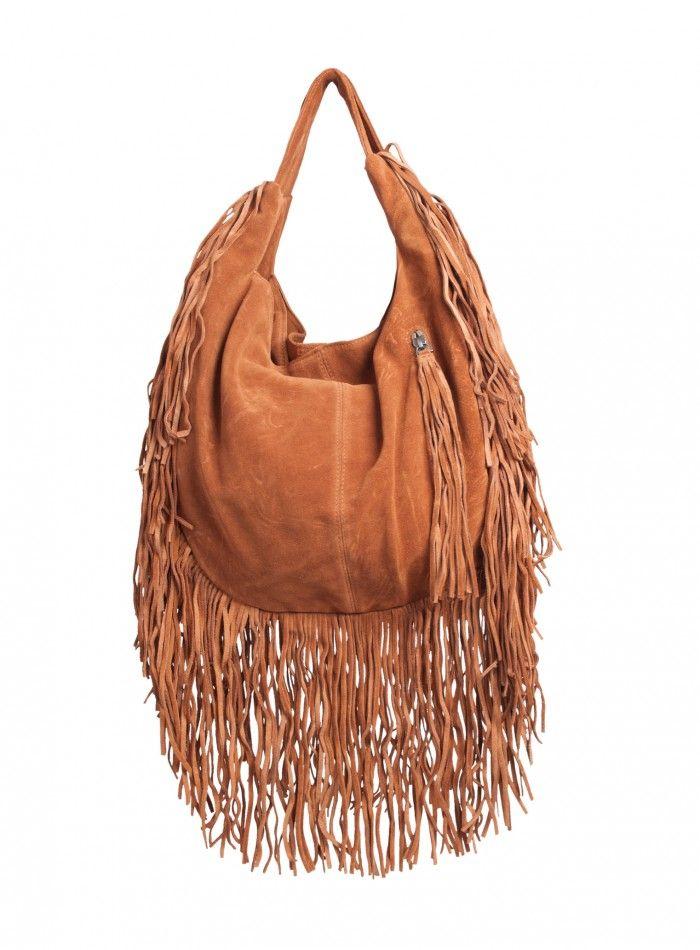 Elodie Bag Cognac | Bohemian, Hippie, Gypsy Bags | Pinterest