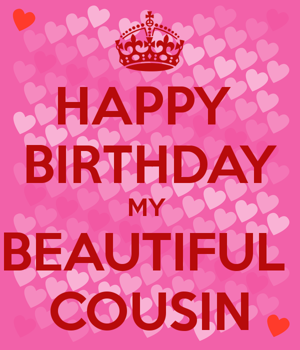 Happy Birthday Quotes Cousin ~ Happy birthday beautiful cousin pinterest