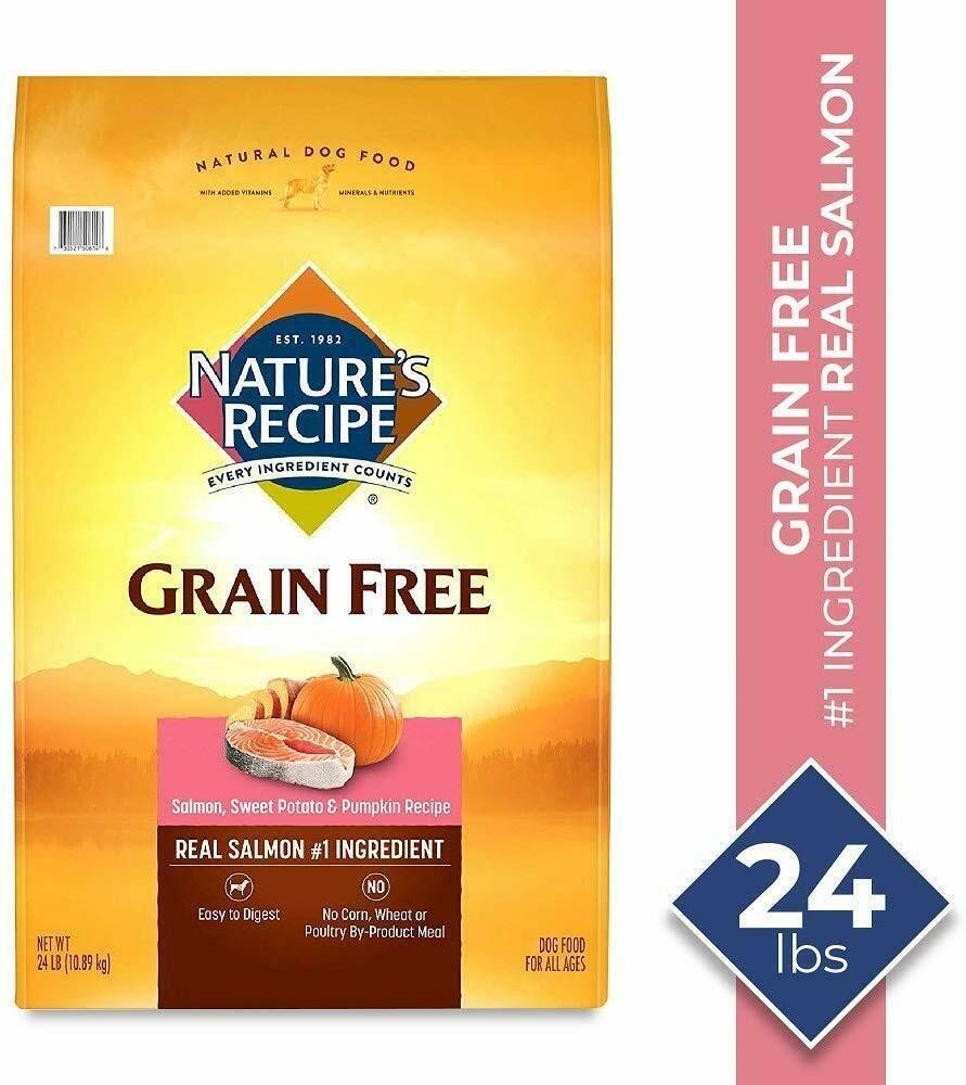 Pin On Nature S Recipe Grain Free Dry Dog Food