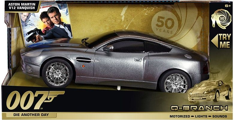 Elegant Toy State James Bond Light And Sound Q Branch: Aston Martin DB5  (Goldfinger) | James Bond Licensed Toy Vehicles | Pinterest | James Bond